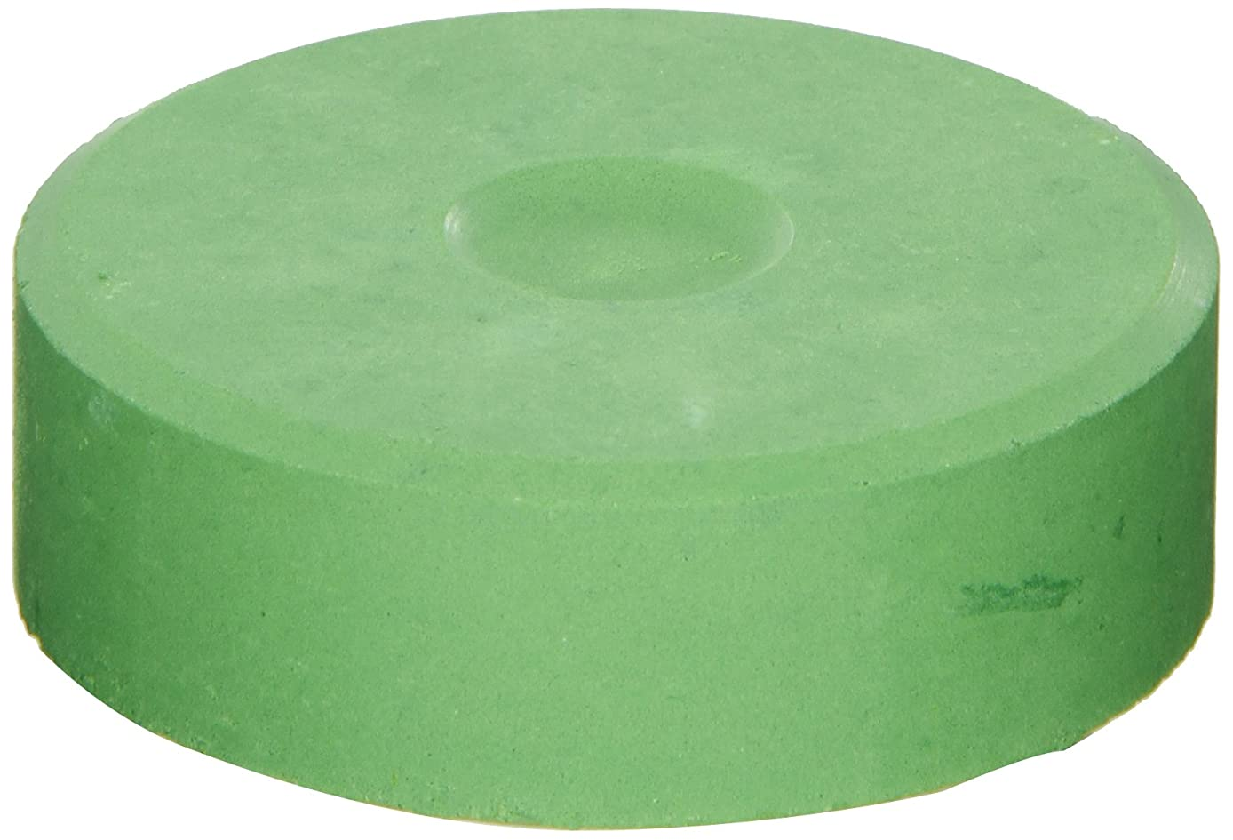 Jack Richeson Giant Tempera Cakes, 2-1/4 x 3/4 Inches, Brilliant Green, Pack of 6