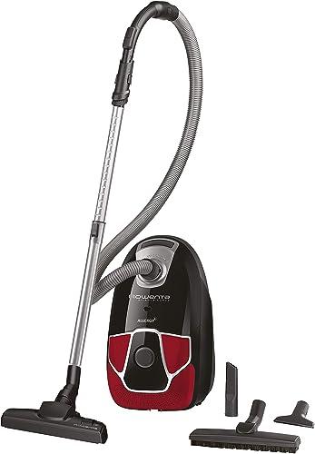 ROWENTA SILENCE FORCE Allergy+Aspirateur avec sac Silencieux Performant Capacité XL 4,5L Accessoires pour la maison...