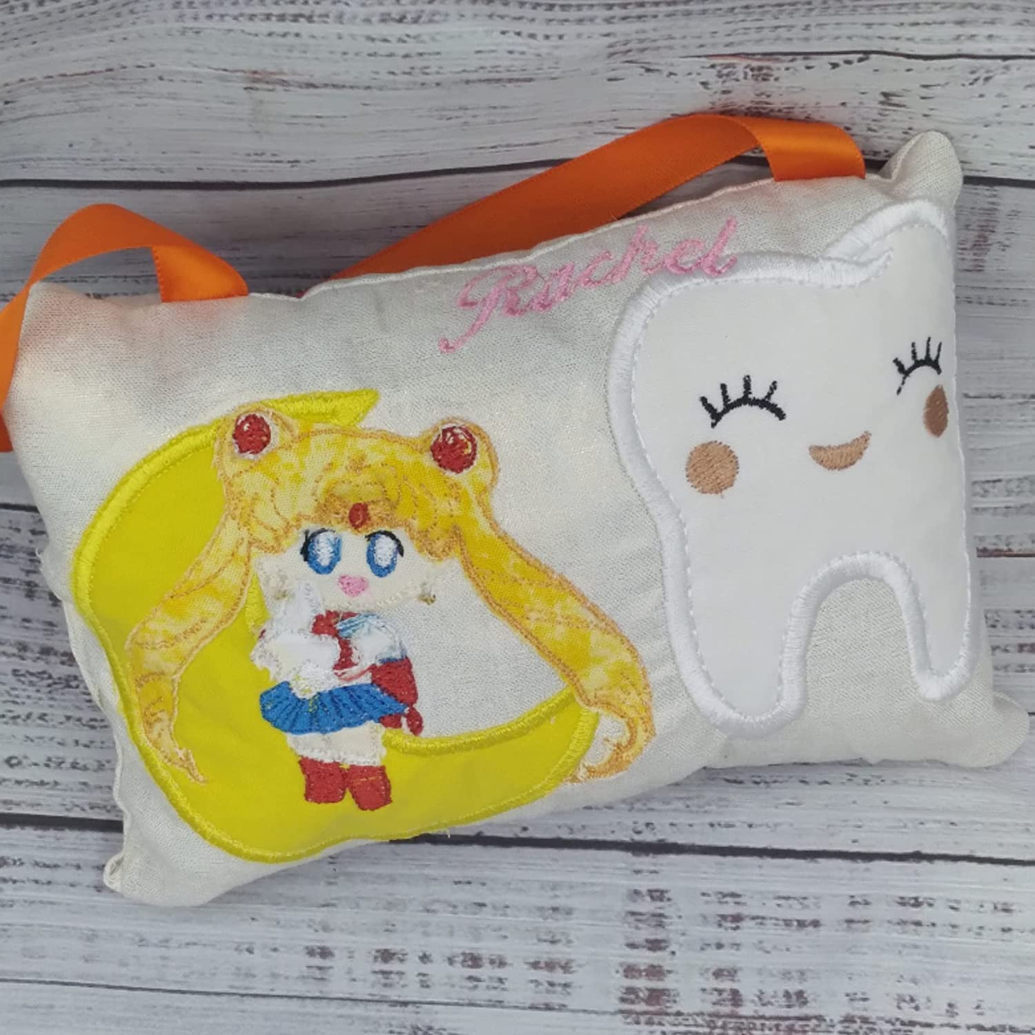 Sailor Opening large release sale Moon Direct sale of manufacturer Tooth Pillow Per Girl Fairy