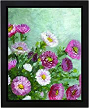 MCS 11x14 Inch Frame to Mount Finished Canvases, Black (40003)