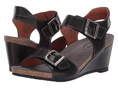 Taos Footwear Buckle Up (Black) Women