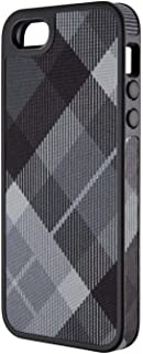 Speck Fab Shell Fabric Case for Apple iPhone 5 / 5S / SE Black