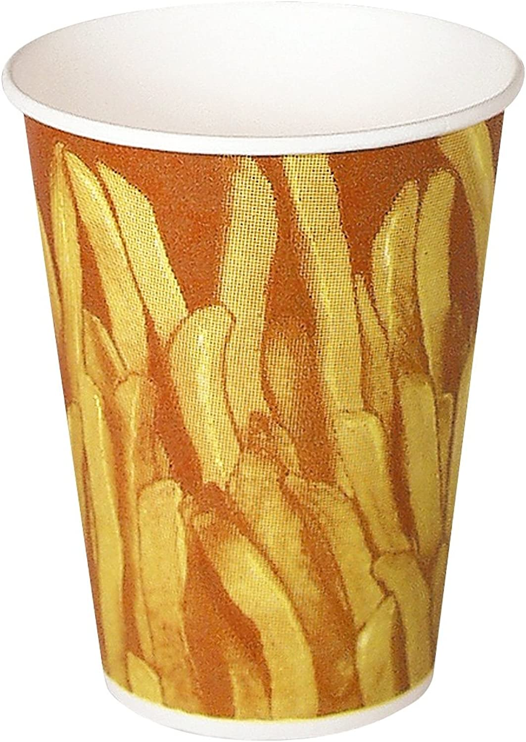Solo GRS9N-00021 9 oz Great Fries Paper Cup (Case of 2000)