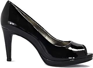 Womens Baccanti Metallic Glitter Dress Heels