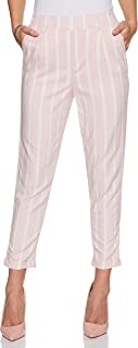 Honey by Pantaloons Women's Straight Fit Pants