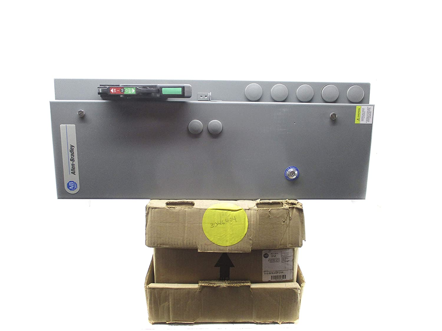 INDUSTRIAL MRO 512-BFB-6XP-24R SER. 1 Limited price Special sale item BR WH NSMP-OEM
