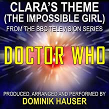 Doctor Who-Clara's Theme (The Impossible Girl from the Score to