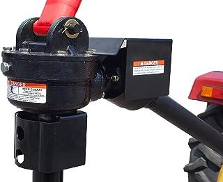 گیربکس ابزار تاف 45 اسب بخاری Post Hole Digger - Direct Replacement Pole-Star 650، AgKNX Model 650، SpeeCo Model 65، CountyLine، بسیاری از مارک های دیگر