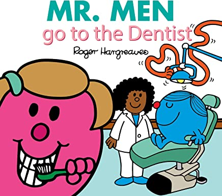 Mr. Men Go To The Dentist (Mr. Men & Little Miss Everyday) (English Edition)