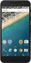 LG Google Nexus 5X H791 16GB 4G LTE 5.2-Inch Factory Unlocked (CARBON BLACK) - International Stock No Warranty (Renewed)