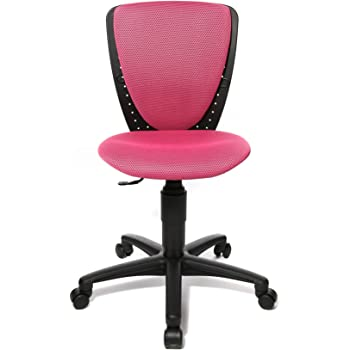 Schreibtischstuhl rosa