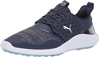 PUMA Men's Ignite Nxt Big Logo Golf Shoe