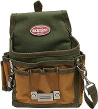 Bucket Boss - Bolsa de ferramentas com aba ajustável, bolsas – Série original (54140), marrom