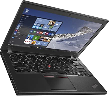Amazon.com: Lenovo 20F60095US TS X260 i5/8GB/256GB FD Only ...