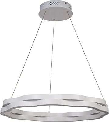 Pendant Lights Square Vstar LED Chandelier Square Pendant