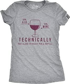 funny wine shirts