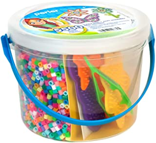 Best Perler Sunny Days Bright Color Fuse Bead Bucket, 5500 pcs Review