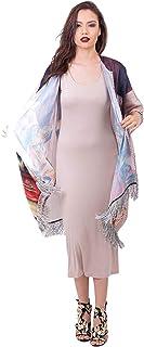 اوبيرا فستان ميدي داخلي للنـساء ، قطن ، لون بيج - 1712111