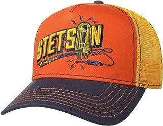 Stetson Connecting Trucker Cap Men - mesh Baseball Snapback, with Peak, Lining, Lining Summer-Winter