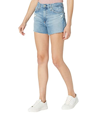 AG Adriano Goldschmied Alexxis High-Rise Vintage Shorts