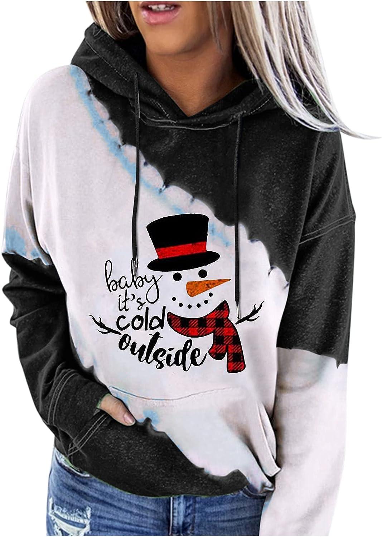 Popular product Goddessvan Women Hoodies 25% OFF Sweatshirts Color Sleeve Wom Block Long