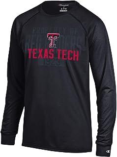 Champion Mens NCAA Men's Champ Long Sleeve Tee CT1730-2-P, Mens, NCAA Men's Champ Long Sleeve Tee, CT1730-2, Team Color, X...