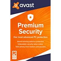 Avast Premium Security 2021 5 Devices 1 Year Digital Deals