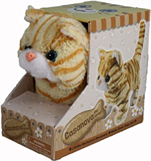 Westminster toys Casanova The Mechanical Kitten - Orange Striped