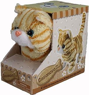 Westminster toys Casanova The Mechanical Kitten - Orange Striped