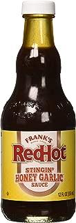 Frank's RedHot Stingin' Honey Garlic Sauce, 12 oz