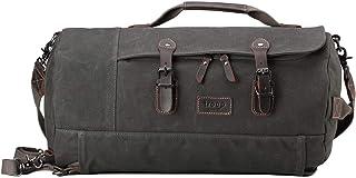 Troop London TRP0444 Reisetasche aus Segeltuch