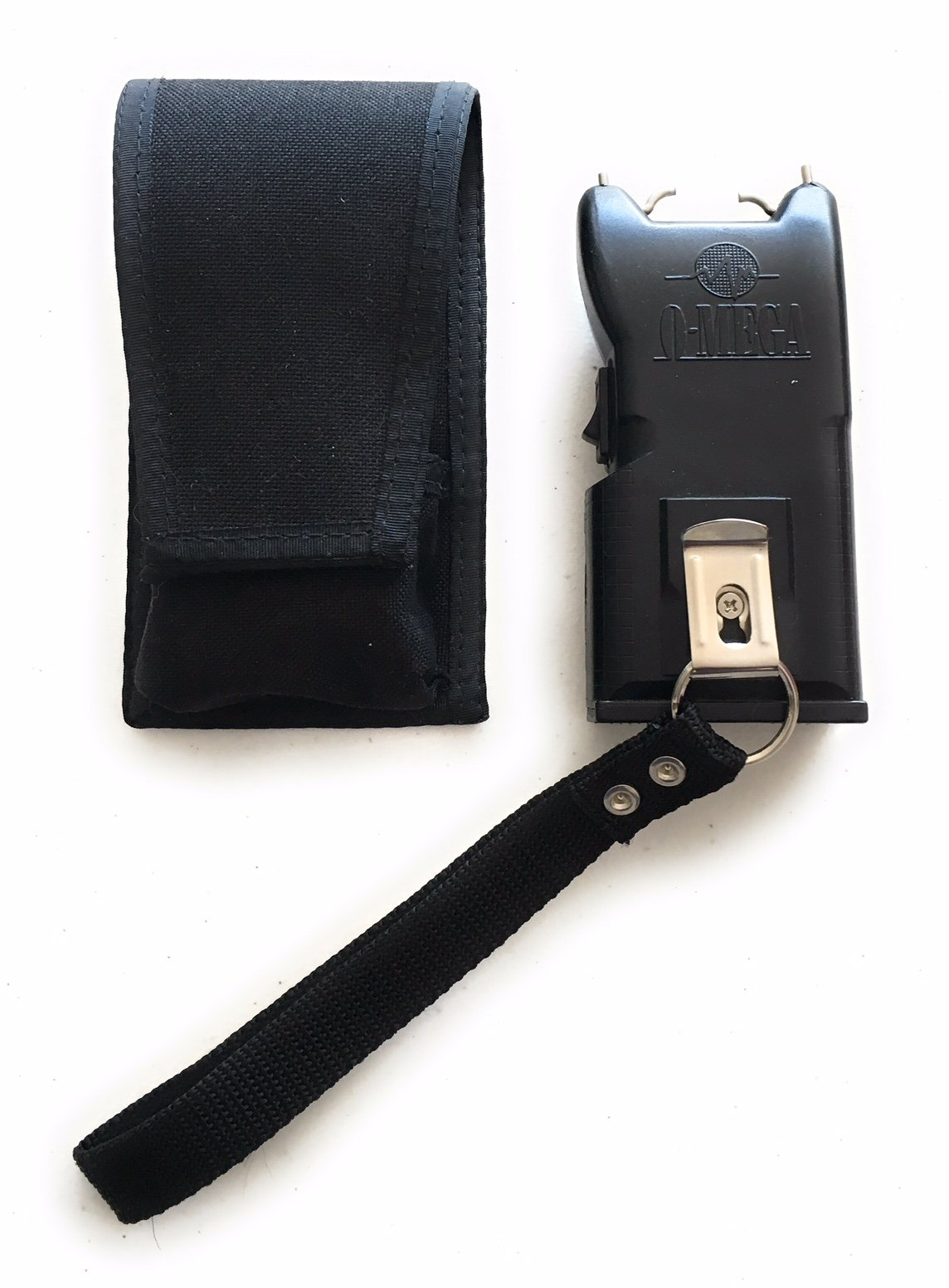 MEGA STUN SA 150 Black Holster