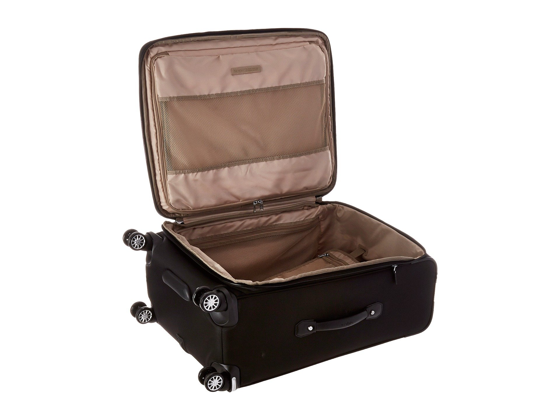 Expandable Suiter Black 2 Magna Travelpro 25