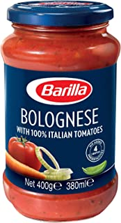 Barilla Bolognese Tomato Sauce, 400 gm (Pack of 1)