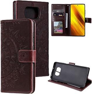 CoverKingz Hoes voor mobiele telefoon voor Xiaomi Poco X3 NFC/Poco X3 Pro - telefoonhoes met kaartenvak Poco X3 NFC/Poco X...