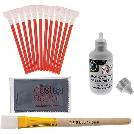 Visibledust Grüne Serie Ez Sensor Cleaning Kit 4x Vswab Kamera