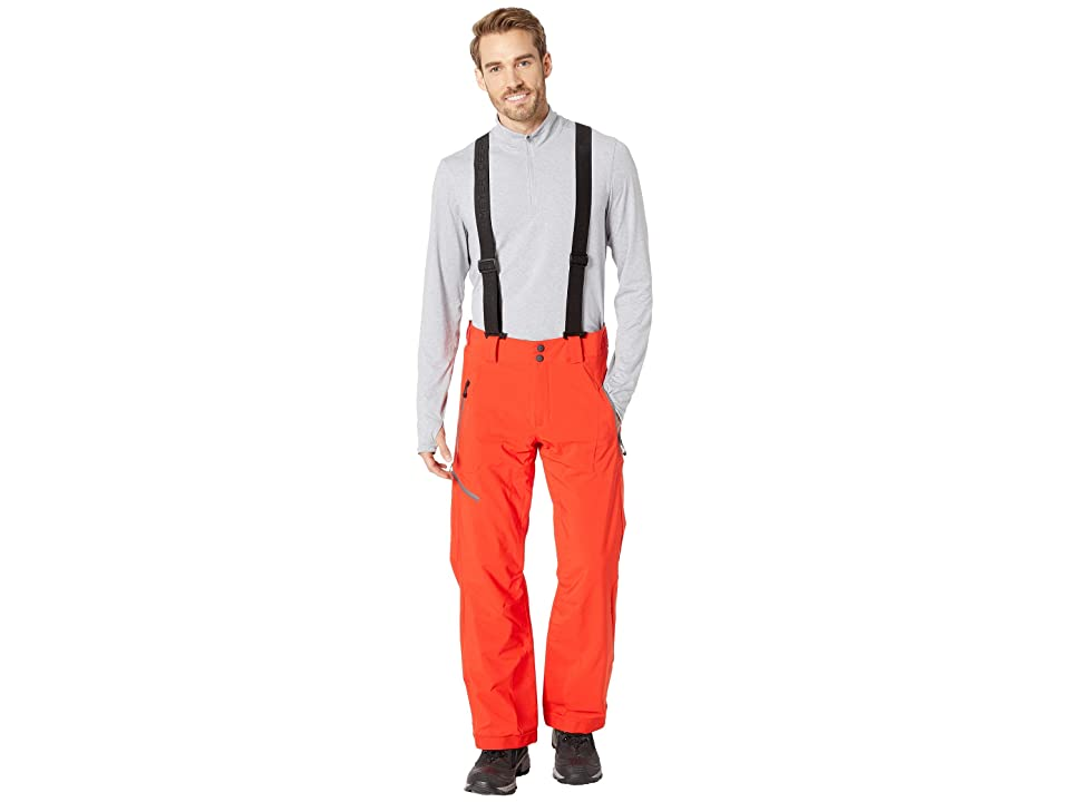 Obermeyer Force Suspender Pants (Red) Men