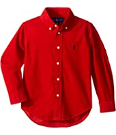 Polo Ralph Lauren Kids - Cotton Corduroy Sport Shirt (Toddler)