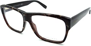 Rx Eyeglasses Frames JC 116 W03 56-14-140 Brown Spotted Made in Italy