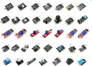LANDZO 37 in 1 Sensors Modules Kits for Arduino UNO R3 Mega 2560 Mega Nano