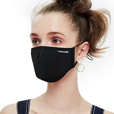 Reusable Windproof Anti-Dust Safety Mouth Cover for Adult