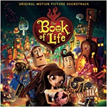 Book of Life: Original Motion Picture Soundtrack LP Exclusive Red vinyl [vinyl] Various Artists