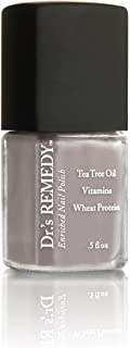 Dr's Remedy Enriched Doctor-Formulated Nail Polish To Nourish And Repair (Kinetic Khaki)