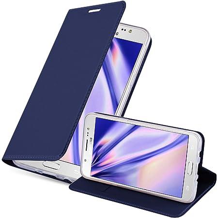 Cadorabo Coque pour Samsung Galaxy J5 2016 en Noir Nuit - Housse ...