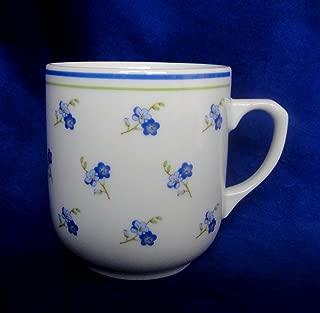 Leander, Forget-me-not-flower, Bone China Porcelain (Mug 10