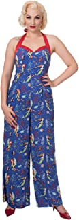 Made of Wonder 50s Style Retro Jumpsuit