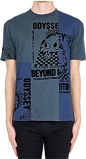 McQ Alexander McQueen Men t-Shirt blu