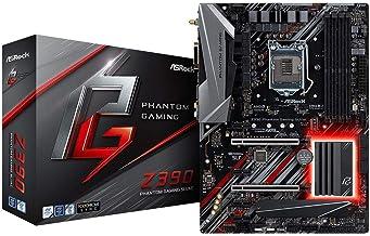 ASRock Z390 Phantom Gaming SLI/ac LGA 1151 (300 Series) Intel Z390 HDMI SATA 6Gb/s USB 3.1 ATX Intel Motherboard