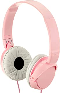 Sony MDRZX110P.AE- Stereo Headphones, Powerful Sound - Pink