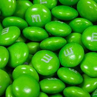 Green M&Ms Candy 2lb - Milk Chocolate